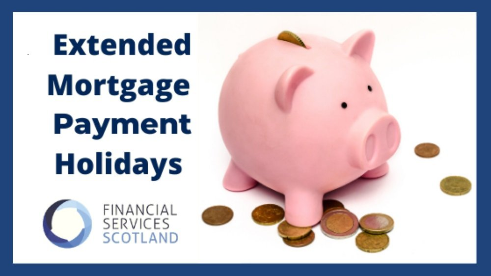 Extended Mortgage Payment Holidays
